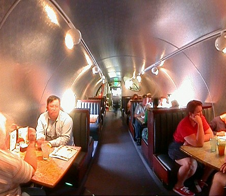 Click On The Photo Above To Start A Virtual Tour Of Airplane Dining Or One Photos Below Take Rest